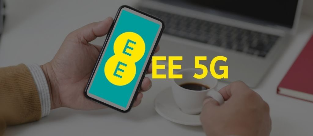 EE 5g Coverage Map
