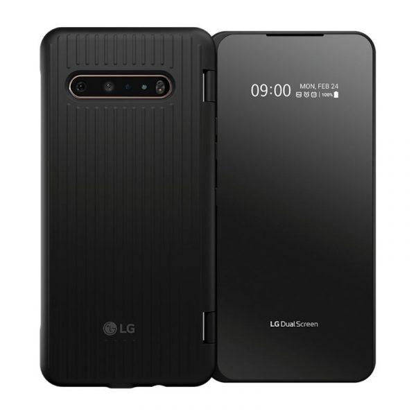 LG V60 ThinQ 5G back