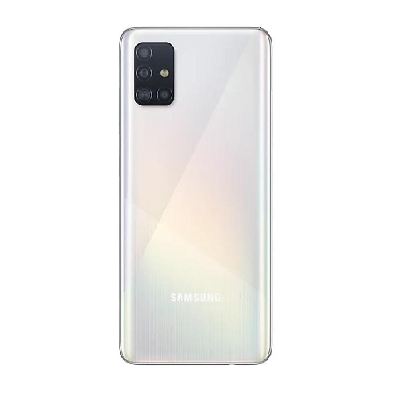 Samsung Galaxy A51 5G white - back
