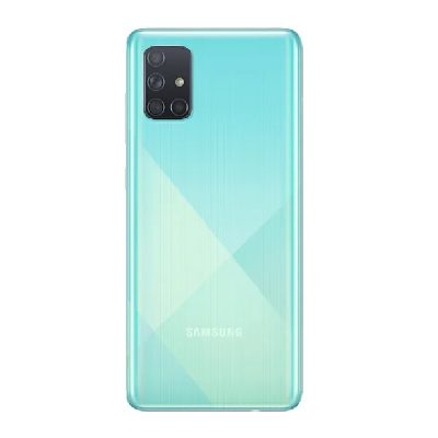 Samsung Galaxy A71 5G back