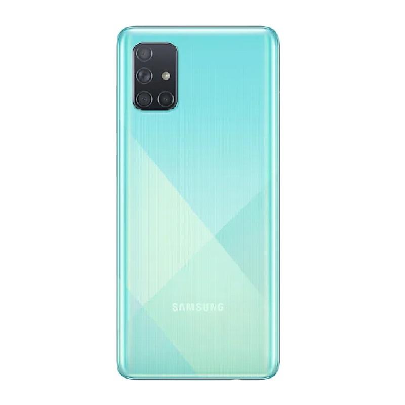 Samsung Galaxy A71 5G back